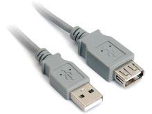 USB prodlužovací kabel 20cm