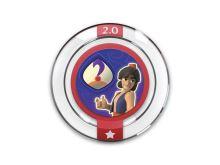 Disney Infinity herní mince: Speciální oblek Aladina (Rags to Riches)