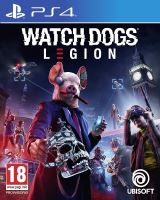 PS4 Watch Dogs 3 Legion
