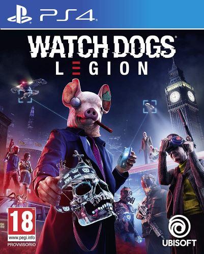 PS4 Watch Dogs 3 Legion (nová)