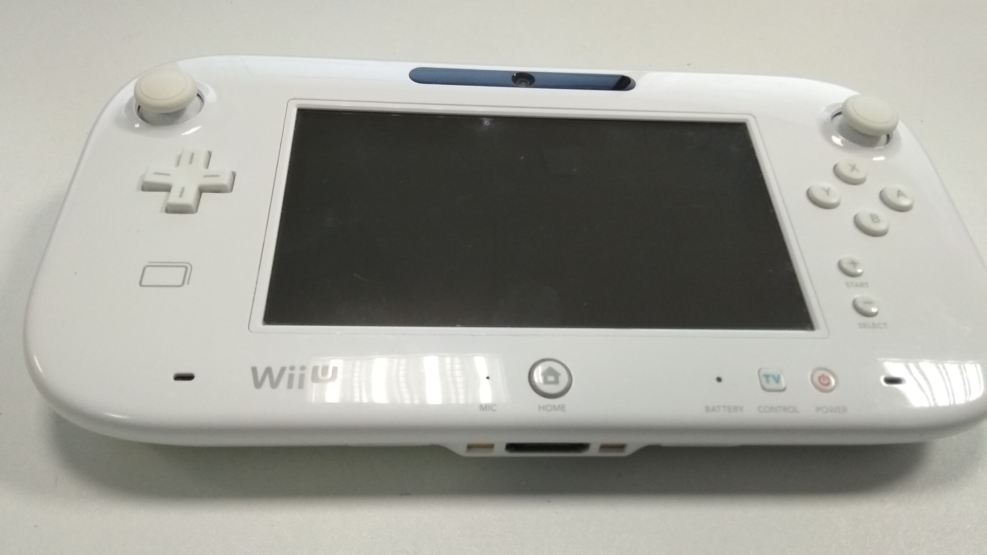 Nintendo Wii U 32GB - bílá (estetická vada)
