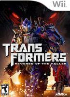 Nintendo Wii Transformers Revenge Of The Fallen
