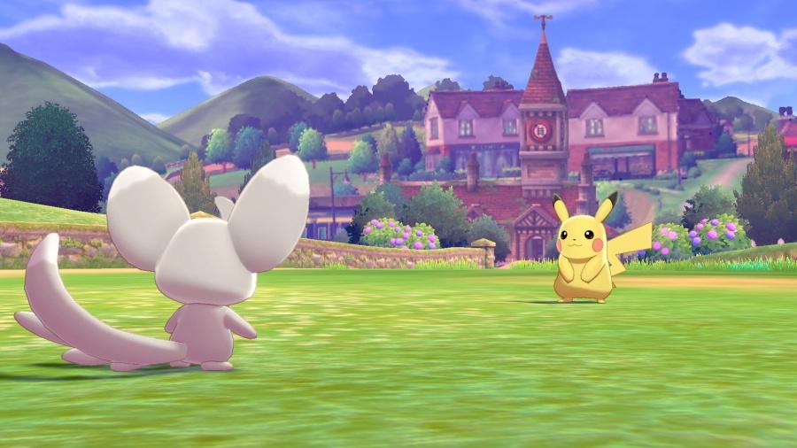 Nintendo Switch Pokémon Sword (nová)