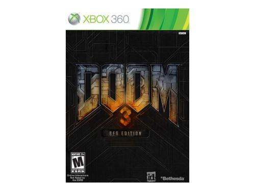 Xbox 360 Doom 3