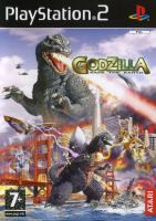 PS2 Godzilla: Save the Earth