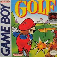 Nintendo GameBoy Golf