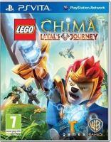 PS Vita Lego Legends of Chima: Lavals Journey
