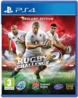 PS4 Rugby Challenge 3 (England Edition)