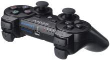 [PS3] Bezdrátový Ovladač Sony Dualshock - černý
