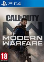 PS4 Call of Duty: Modern Warfare (nová)