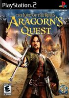 PS2 Pán Prstenů The Lord Of The Rings Aragorns Quest