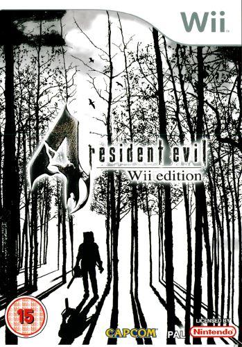 Nintendo Wii Resident Evil 4