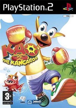 PS2 Kao The Kangaroo Round 2