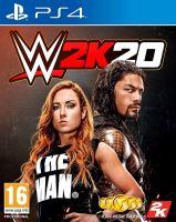 PS4 WWE 2K20 (nová)