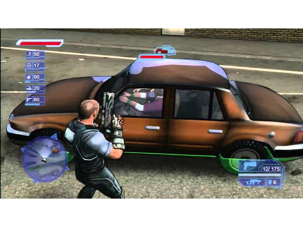Xbox 360 Crackdown (CZ)