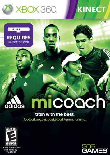 Xbox 360 Adidas Micoach