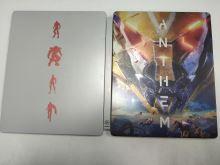 Steelbook - PS4, Xbox One Anthem (estetická vada)