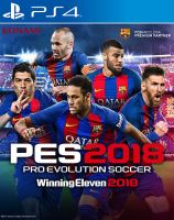 PS4 PES 18 Pro Evolution Soccer 2018