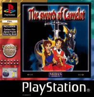 PSX PS1 The Sword of Camelot (2110)