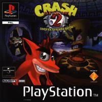 PSX PS1 Crash Bandicoot 2 - Cortex Strikes Back