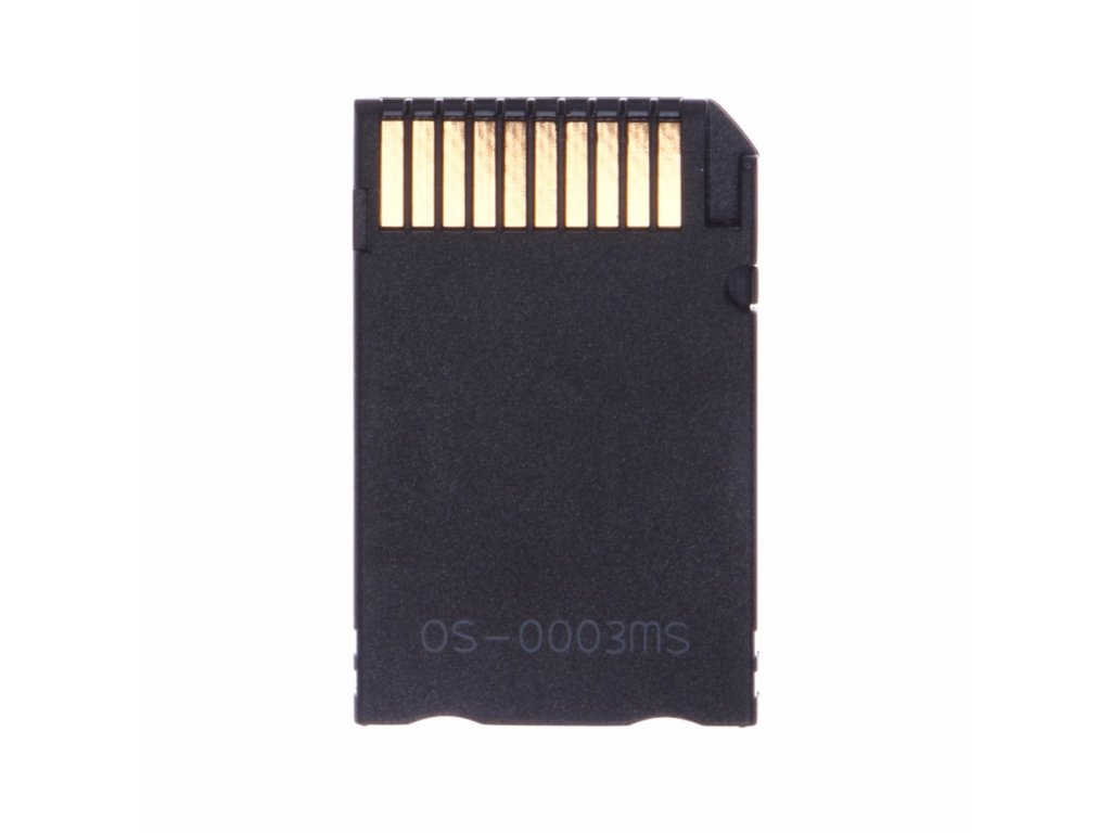 [PSP] Paměťová Karta Memory Stick PRO Duo 1GB