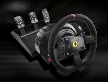 [PS4 PS3 PC] Thrustmaster T300 Ferrari Integral Racing Wheel Alcantara Edition (estetická vada)