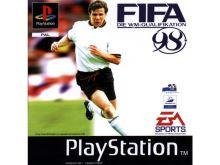 PSX PS1 FIFA 98 - FIFA 1998