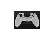[PS4] Protiskluzový Návlek na Ovladač (průhledný)