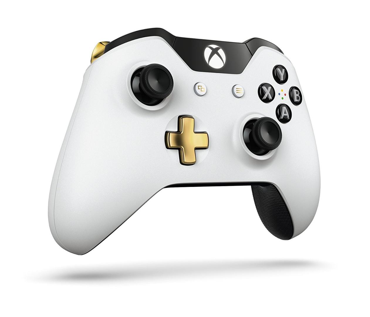 [Xbox One] Bezdrátový Ovladač - Lunar White