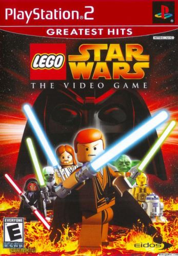 PS2 Lego Star Wars: The Video Game