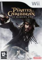 Nintendo Wii Piráti Z Karibiku Na Kraji Sveta - Pirates Of The Caribbean At The World's End