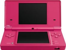 Nintendo DSi - Růžové