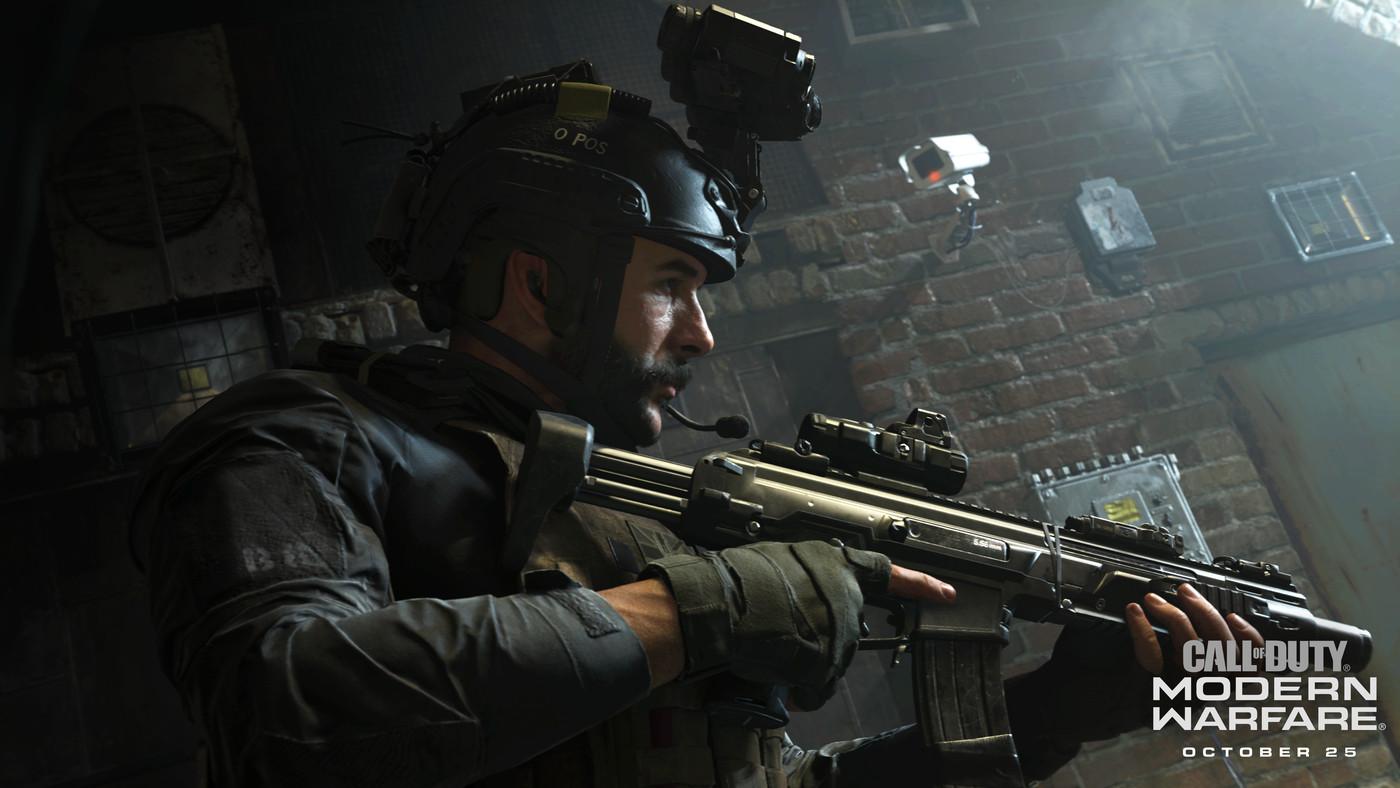 PS4 Call of Duty: Modern Warfare (nová)