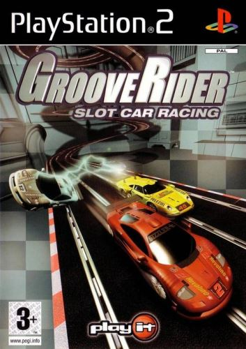 PS2 Grooverider Slot Car Thunder