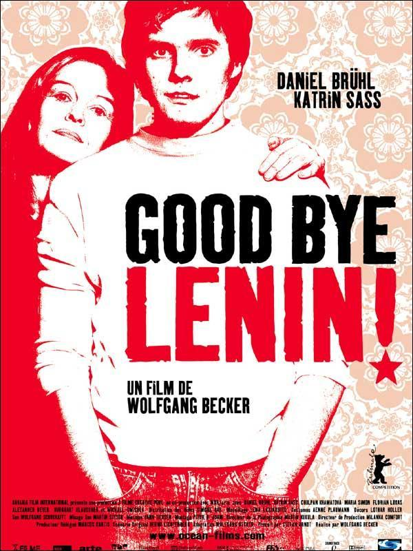 DVD Film Good bye, Lenin!