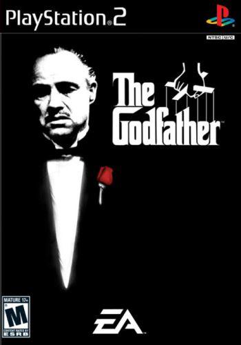 PS2 Kmotr The Godfather