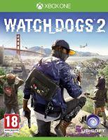 Xbox One Watch Dogs 2 (CZ)
