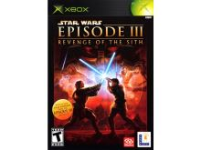 Xbox Star Wars Episode 3 Revenge Of The Sith (DE)