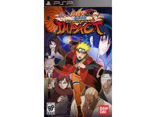 PSP Naruto Ultimate Ninja Impact