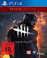 PS4 Dead by Daylight (nová)