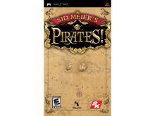 PSP Sid Meier's Pirates!