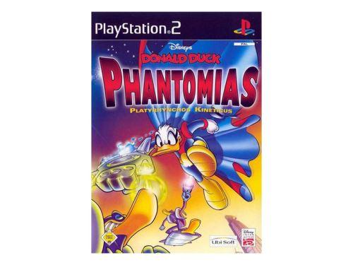 PS2 Kačer Donald, Donald Duck Phantomias