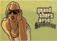 Plakát Grand Theft Auto San Andreas (a) (nový)