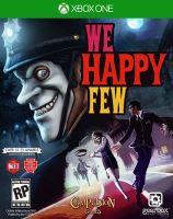 Xbox One We Happy Few (nová)