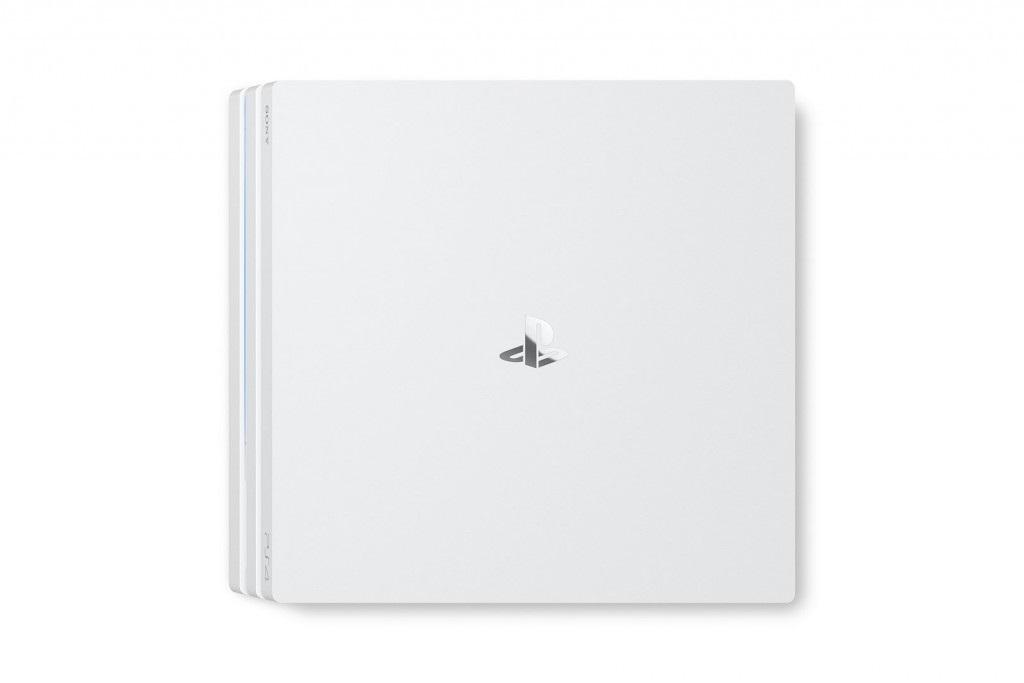 PlayStation 4 PRO 1TB - Bílá Edice