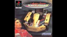 PSX PS1 Ayrton Senna Kart Duel (1758)