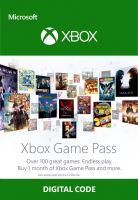 Xbox Game Pass 1 měsíc