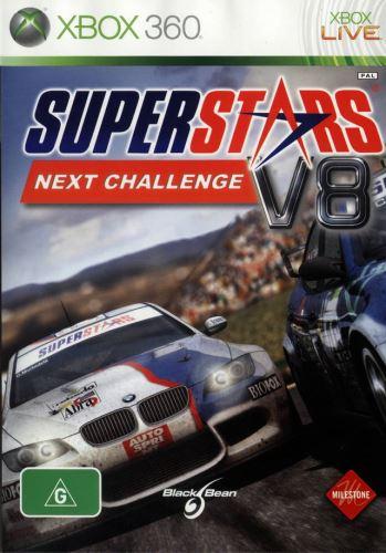 Xbox 360 Superstars V8 Next Challenge