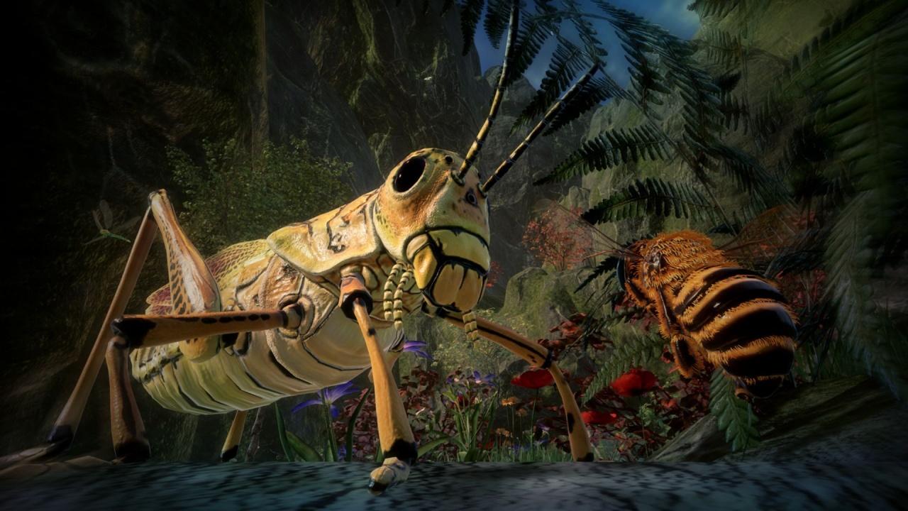 PS4 Bee Simulator