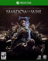 Xbox One Middle Earth Shadow Of War (nová)
